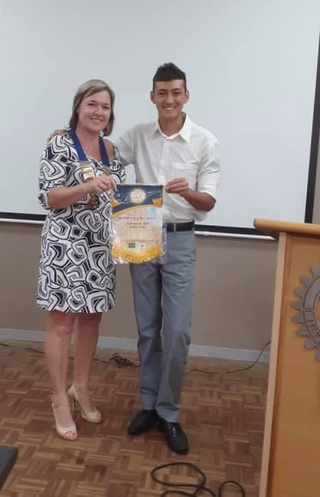 Rotary Club of Benoni Aurora Sonja Shear
